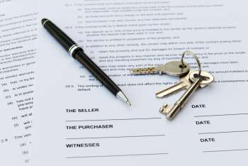 Legal document for sale of real estate property